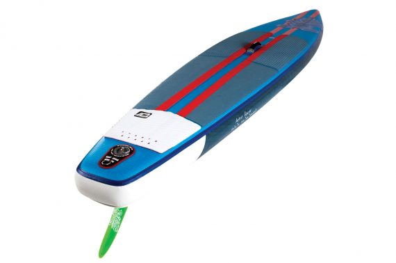 Starboard_Racer_pripuciama_irklente_sup_inflatable_racer_tail