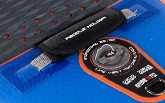 Starboard_Touring_pripuciama_irklente_NEOPRENE_PADDLE_HOLDER-T