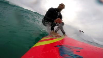 13_sekundžių_džiaugsmo_surfinu_Jandia_Fuerteventura