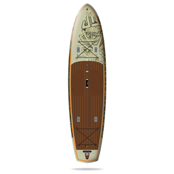 Starboard_Sportsman_pripuciama_irklente_sup_12x34_inflatable_Fisherman_DELUXE_top