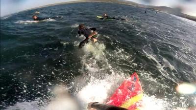 surfinimas su kliutimis